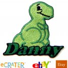 Custom Personalized Iron-on Patch - Dinosaur