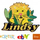 Custom Personalized Iron-on Patch - Lion