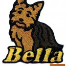Custom Personalized Iron-on Patch - Yorkie