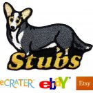 Custom Personalized Iron-on Patch - Cardigan Welsh Corgi