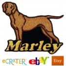 Custom Personalized Iron-on Patch - Vizsla