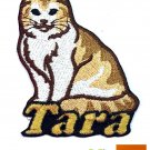 Custom Personalized Iron-on Patch - Scottish Fold