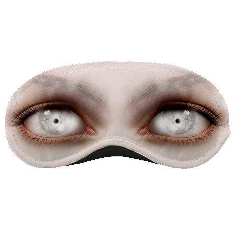 Scary Creepy Eyes SLEEPING MASK Comfortable Polyester foam at BlueSkies  23043237