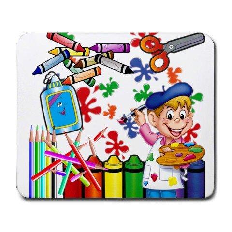 ART CARTOON Mousepad Office Large 25088562