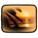 ORANGE BEACH SCENE netbook laptop 15 inch case cover sleeve XXL 26754275 BSEC
