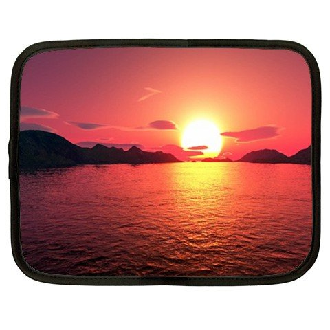 SUNSET netbook laptop 15 inch case cover sleeve XXL 26754681 BSEC