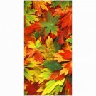 Small Stall size AUTUMN LEAVES Bathroom Shower Curtain #AN-27864014