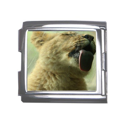 Lion Italian Charm Bracelet Single MEGA Charm Size 18mm 26846859