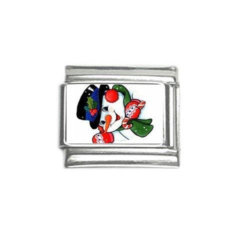 Holiday Snowman Italian Charms Single 9mm 29147738