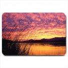 Sunset Lake Landscape Design Indoor Doormat Mats Rug for Bedroom or Bathroom