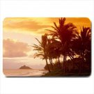 Sunset Beach Landscape Design Indoor Doormat Mats Rug for Bedroom or Bathroom