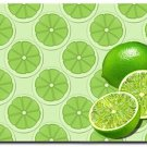Green Limes Design Indoor Room Doormat Mats Rug for the Kitchen