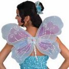 Lovely Blue Fairy Wings for Adult or Child
