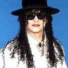 Collectible Rocker Wig & Hat