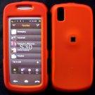 Orange Snap On Cover Case for SAMSUNG INSTINCT S30
