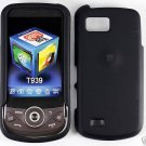 Black Snap On Cover Case for Samsung Behold 2 T939