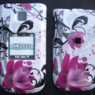 Pink Flowers Snap On Cover Case for NOKIA MIRAGE 2605