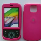 Pink Snap On Cover Case for HTC Shadow II 2