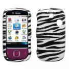 Zebra Snap On Cover Case for T-Mobile Huawei Tap U7519
