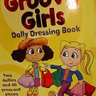 My Groovy Girls Paper Dolly Dressing Book New!