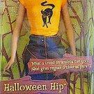 Halloween Hip Barbie Doll New In Box!!