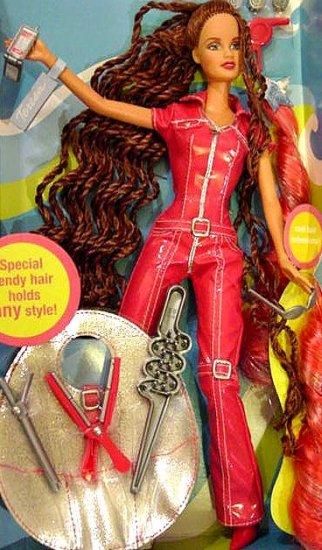 Barbies Friend Trendy & Bendy Teresa Doll MIB!!