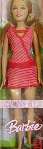Barbie City Style Summer Doll New in Box