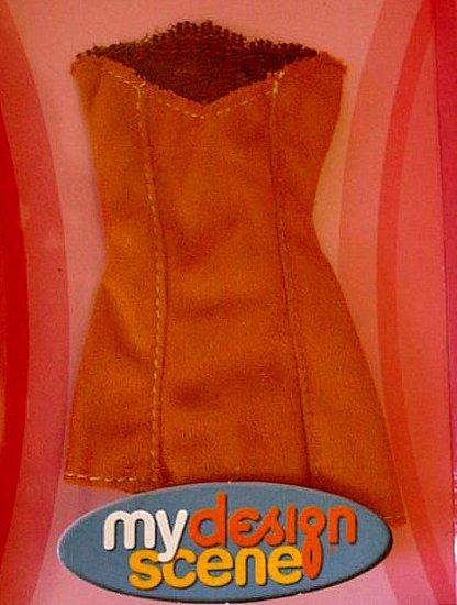 My Scene Barbie Doll Clothes Dress NIB!
