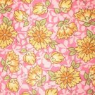 "Moda Fabrics - Lila Tueller's Santorini ""Hibiscus Rose"" - Pattern # 11411 - 1 yard"