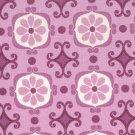 "Moda Fabrics - Lila Tueller's Santorini ""Tile Orchid"" - Pattern # 11415 - 1 yard"