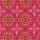 Michael Miller - Patty Young's Mezzanine - Stained Glass - DC4129_Pink - 1 yard