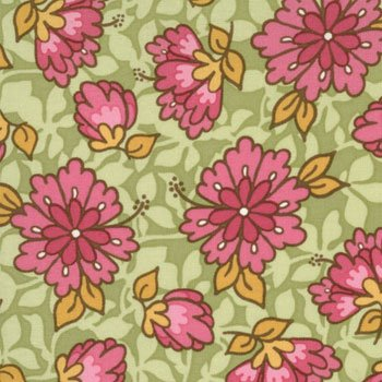 Moda�s Lila Tueller - Santorini -  Pattern: 11411 - 1 yard