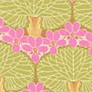 Rowan Fabrics - Amy Butler - Midwest Modern - Moss - Pattern #: AB30 - 13 inches