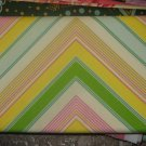 Free Spirit - Heather Bailey - Pop Garden - Zag Stripe - Pattern #: HB05 - 1 yard