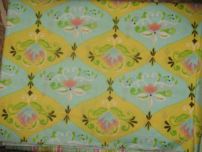 Free Spirit - Dena Designs, Inc.'s - Rose Diamond - Pattern #DF09 - 1 yard