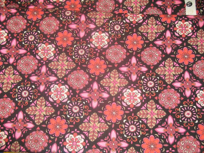 Timeless Treasures - Flowers - Pattern #: MOD-C3791 - 1 yard