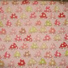 "The Alexander Henry Fabrics Collection - ""Toadstool"" - 1 yard"