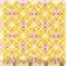 Free Spirit - Dena Designs - Monaco Circle Pane Yellow