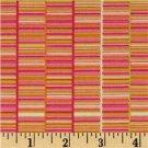 Free Spirit - Jenean Morrison - Picnic Parade Book Stripe Pink