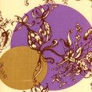 Free Spirit - Tina Givens - Treetop Fancy Gossip Tree Eggplant