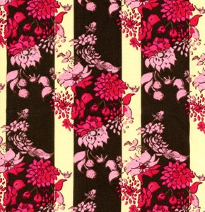 Free Spirit - Tina Givens - Treetop Fancy Stepping Stones Raspberry