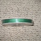 "YAMA - 3/8"" GROSGRAIN RIBBON - 25Y - NEW - FOREST GREEN"