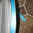 "5/8"" - Solid - Grosgrain Ribbon - Blue Turquoise - 5 yards"