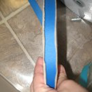 "5/8"" - Solid - Grosgrain Ribbon - Cadet Blue - 5 yards"