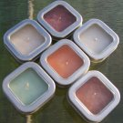 8 OZ SOY CANDLE – TIN -- temp out of stock