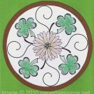 Irish disk card - set of 6