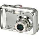 Vivitar 4.0 MegaPixel Camera with 3x Optical Zoom and 1.5 Inch TFT LCD