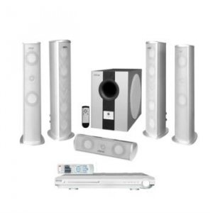 "SDAT HT-A7S ""880 Watts"" Complete Multi Region DVD Home Theater System"