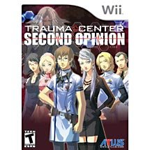 Trauma Center: Second Opinion Wii
