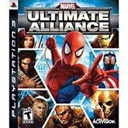 Marvel: Ultimate Alliance PS3